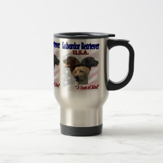 Labrador Retriever Gifts Travel Mug