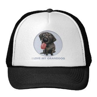 Labrador retriever Granddog (negro) Gorro