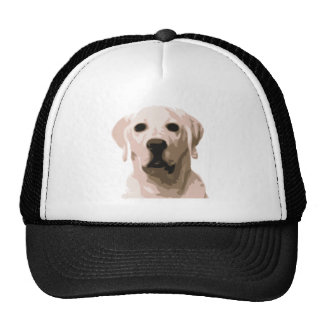 Labrador retriever hangover trucker hat