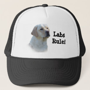 654ed7dd881 Labrador Retriever Baseball   Trucker Hats