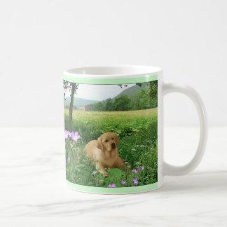 Labrador Retriever Heartbeat Mug
