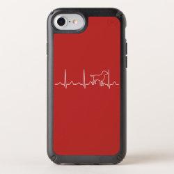 Speck Presidio iPhone 8/7/6s/6 Case with Labrador Retriever Phone Cases design