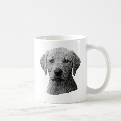 Labrador retriever - imagen de Sylized - añada el Taza
