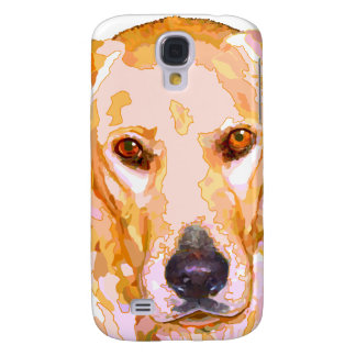 Labrador Retriever in Dazzling Yellows Phone Cover