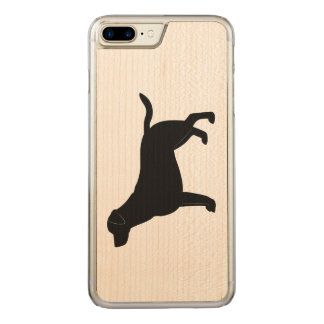 Labrador Retriever in Silhouette Carved iPhone 8 Plus/7 Plus Case