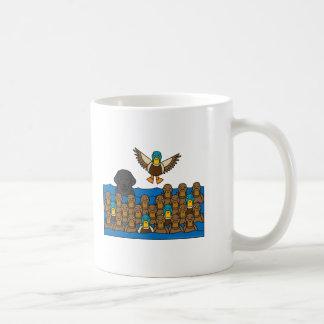 Labrador Retriever in the Ducks Coffee Mug