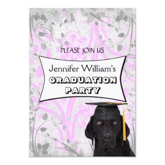 Labrador Retriever Invitation template