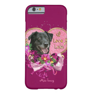 Labrador Retriever iPhone 6/6s Barely There Barely There iPhone 6 Case