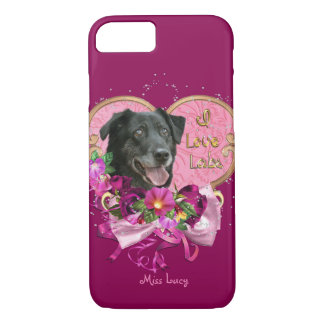 Labrador Retriever iPhone 7 Barely There iPhone 8/7 Case