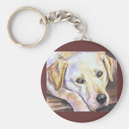 Labrador Retriever Keychain