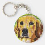 Labrador Retriever Keychains