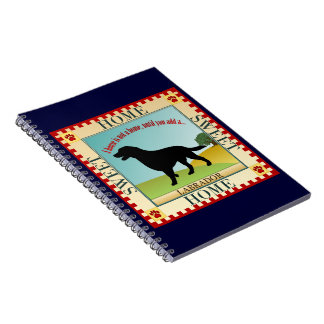 Labrador retriever libros de apuntes