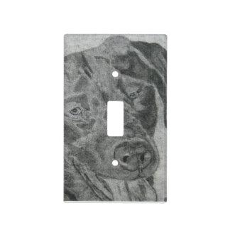 Labrador Retriever Light Switch Cover