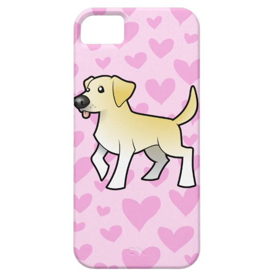 Labrador Retriever Love iPhone SE/5/5s Case
