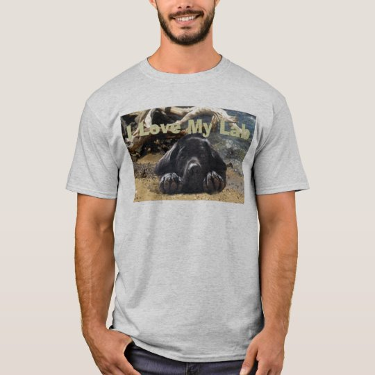 Labrador Retriever Love T-Shirt