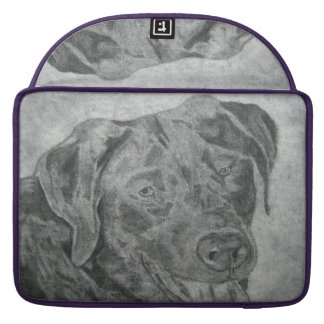 Labrador Retriever Sleeves For MacBook Pro