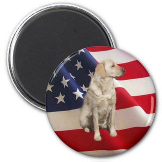 Labrador Retriever Magnet America