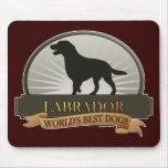 Labrador Retriever Mouse Pads