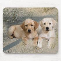 Labrador Retriever Mousepad Puppies