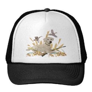 Labrador Retriever My Dog Hunts Hat