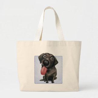 Labrador retriever (negro) bolsa