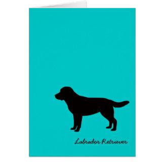 Labrador Retriever Note Cards