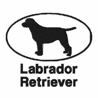 Labrador retriever oval