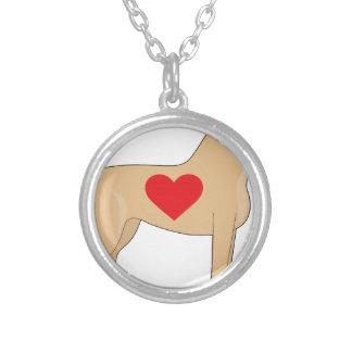 Labrador Retriever Personalized Necklace