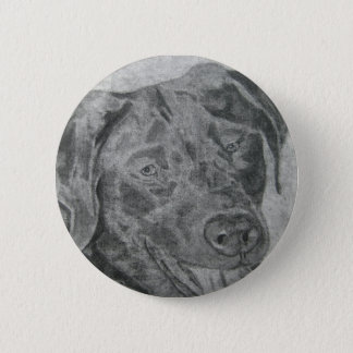 Labrador Retriever Pinback Button