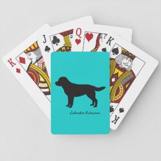 Labrador Retriever Playing Cards