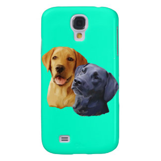 Labrador retriever Portraits Galaxy S4 Case