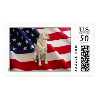 Labrador Retriever Postage America