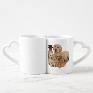 Labrador retriever products coffee mug set