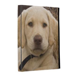 Labrador Retriever puppy iPad Case
