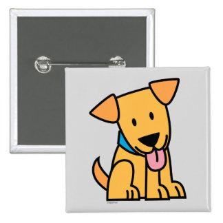 Labrador Retriever Puppy Dog Breed - Happy Designs Button