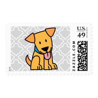 Labrador Retriever Puppy Dog Breed - Happy Designs Postage