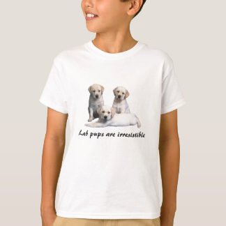 Labrador Retriever Puppy Kids Unisex Shirt