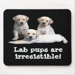 Labrador Retriever Puppy Mousepad