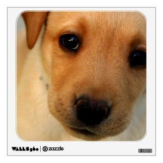 Labrador Retriever Puppy Wall Sticker