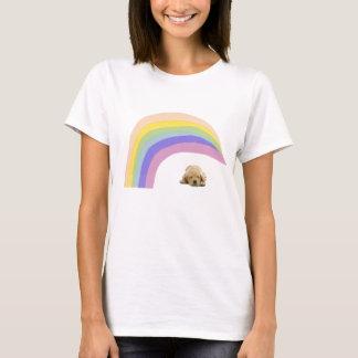 Labrador Retriever Rainbow T-Shirt