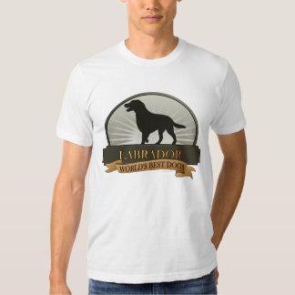 Labrador retriever remera