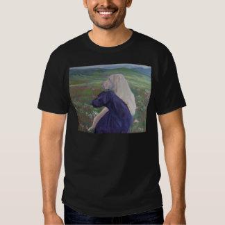 Labrador Retriever Rescue Scotland T Shirts