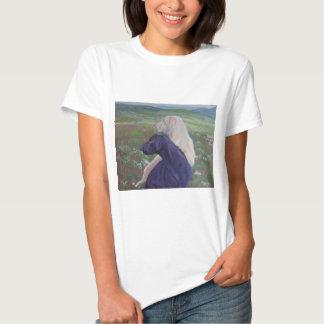 Labrador Retriever Rescue Scotland Tee Shirts