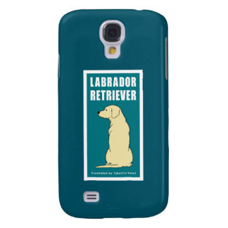 Labrador Retriever Samsung Galaxy S4 Case