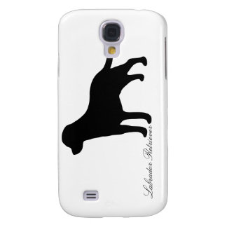 Labrador Retriever silhouette dog iphone 3G case