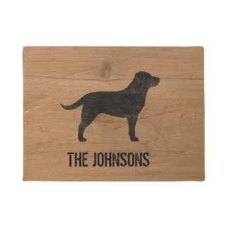 Dog Lovers Doormats Amp Welcome Mats Zazzle