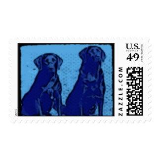 Labrador Retriever Stamps