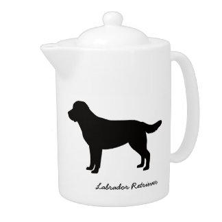 Labrador Retriever Teapot