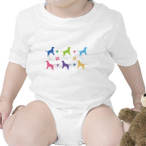 Labrador retriever trajes de bebé