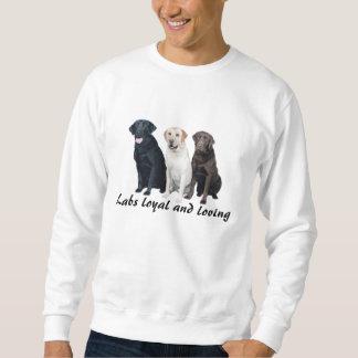 Labrador Retriever Unisex Sweatshirt